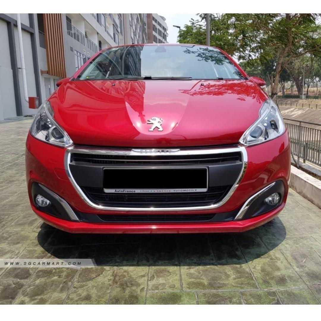 Peugeot 208 1.2 Puretech EAT6 Active Hatchback Auto