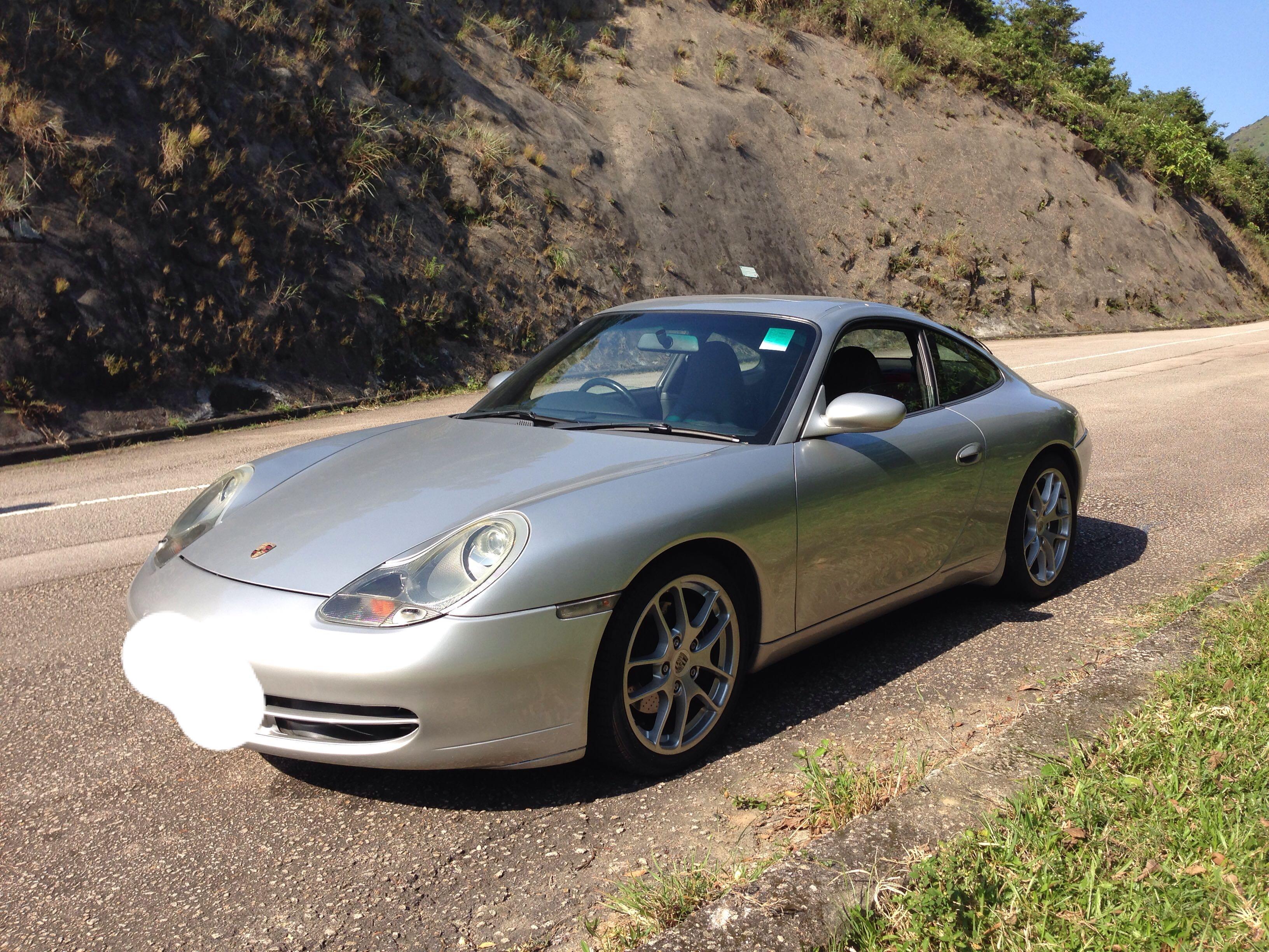 PORSCHE 996 C2 1998