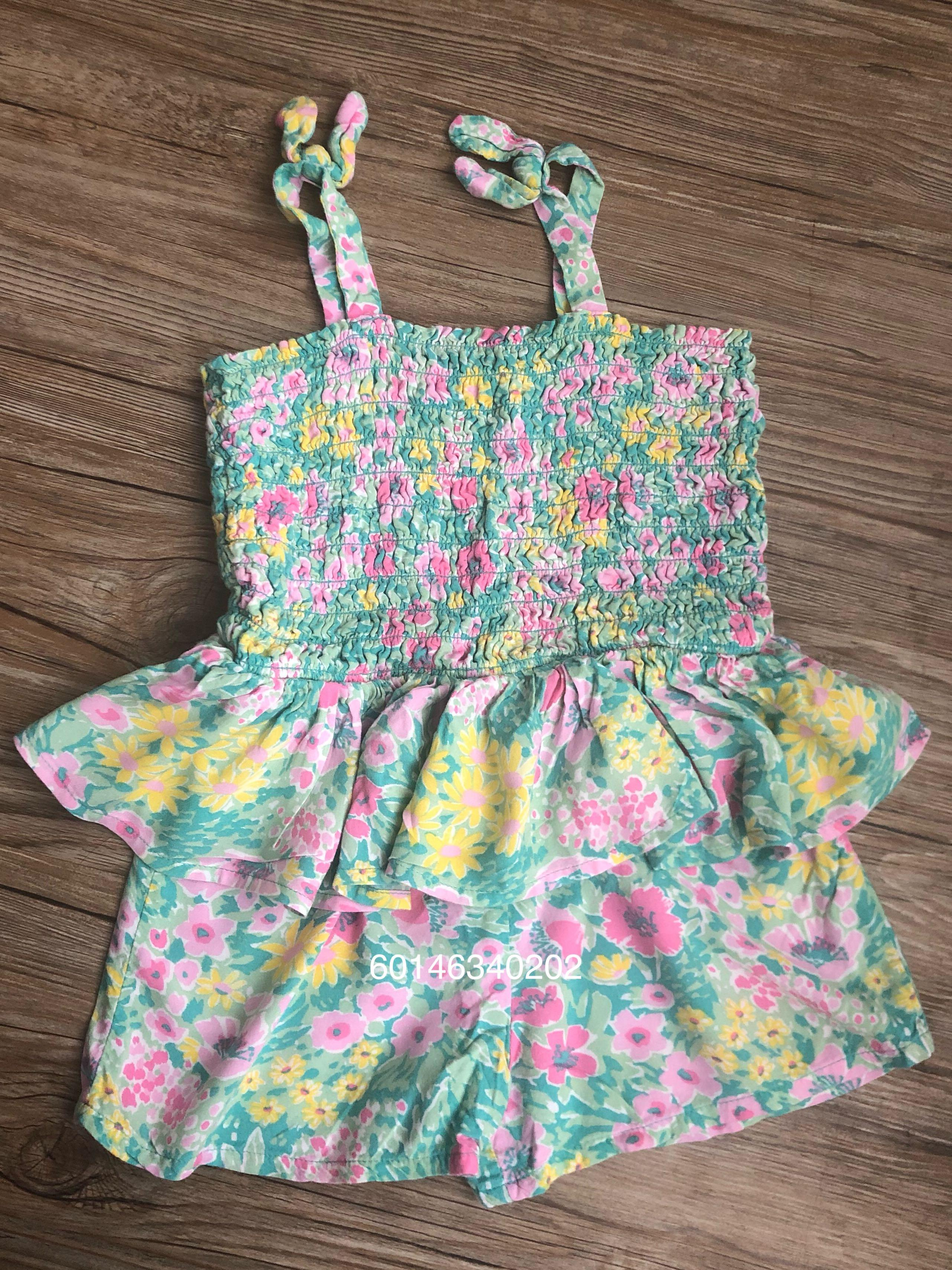 Preloved Playsuit Size 4T