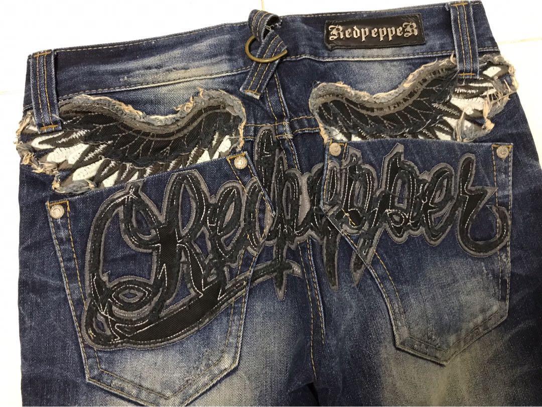 Redpepper牛仔裤