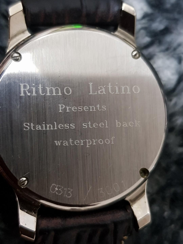 Limited Edition Ritmo Latino