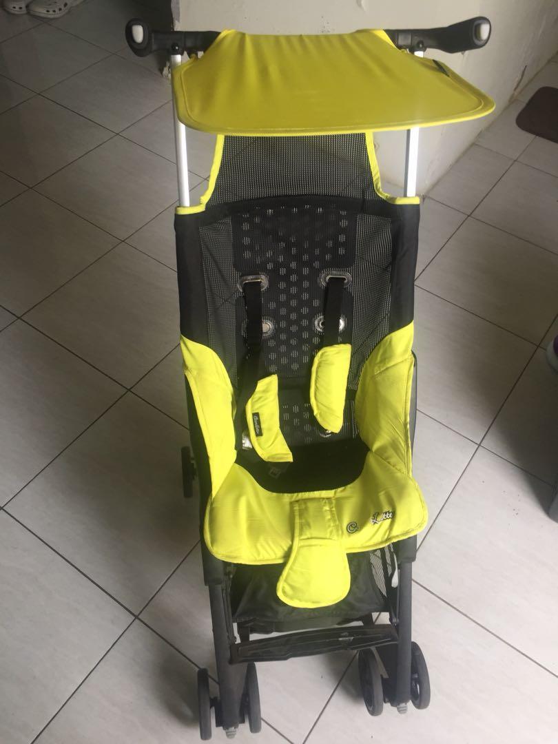 Stroller Pockit CL 689 Gen 3