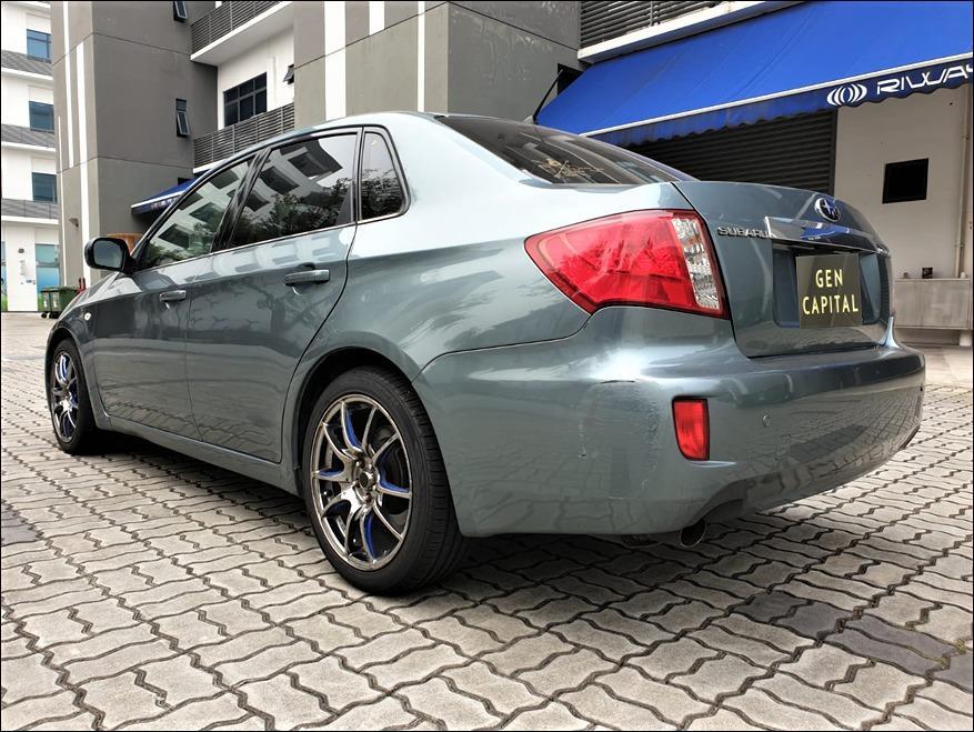Subaru Impreza 1.5A *Best rates, full servicing provided!