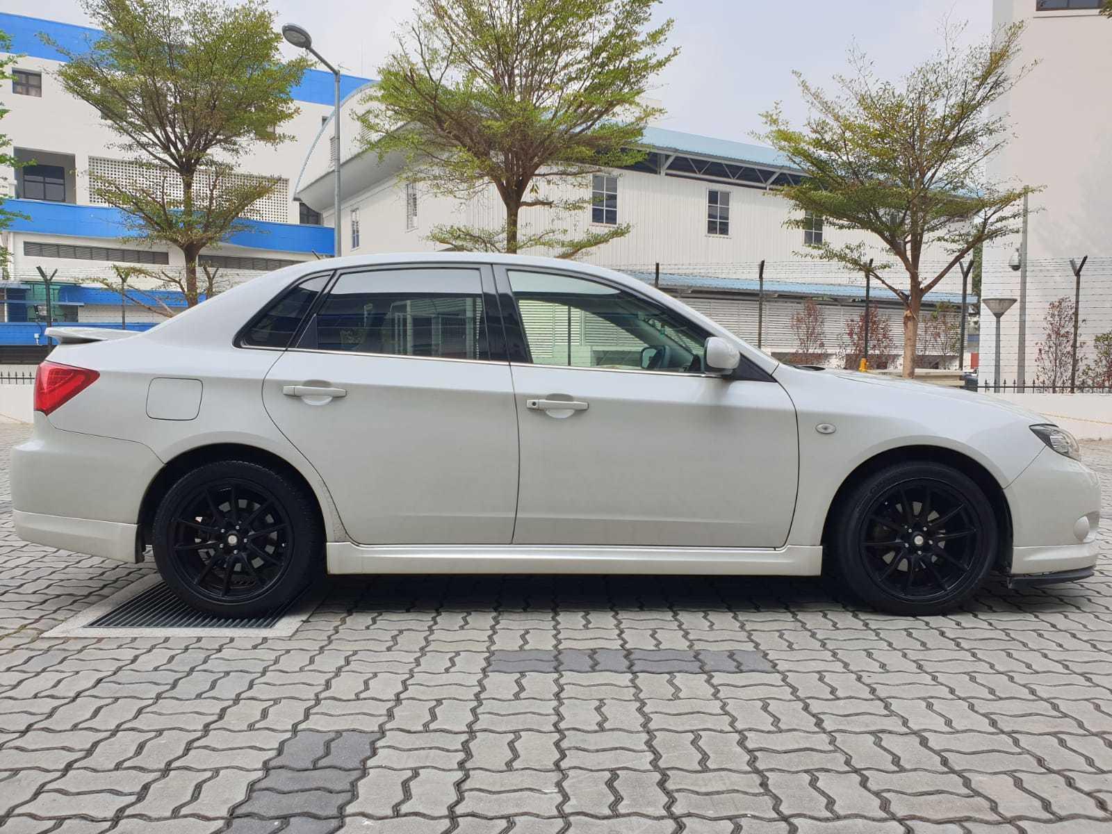 Subaru Impreza 2.0 - Cheapest rental in city, quickest assistance!
