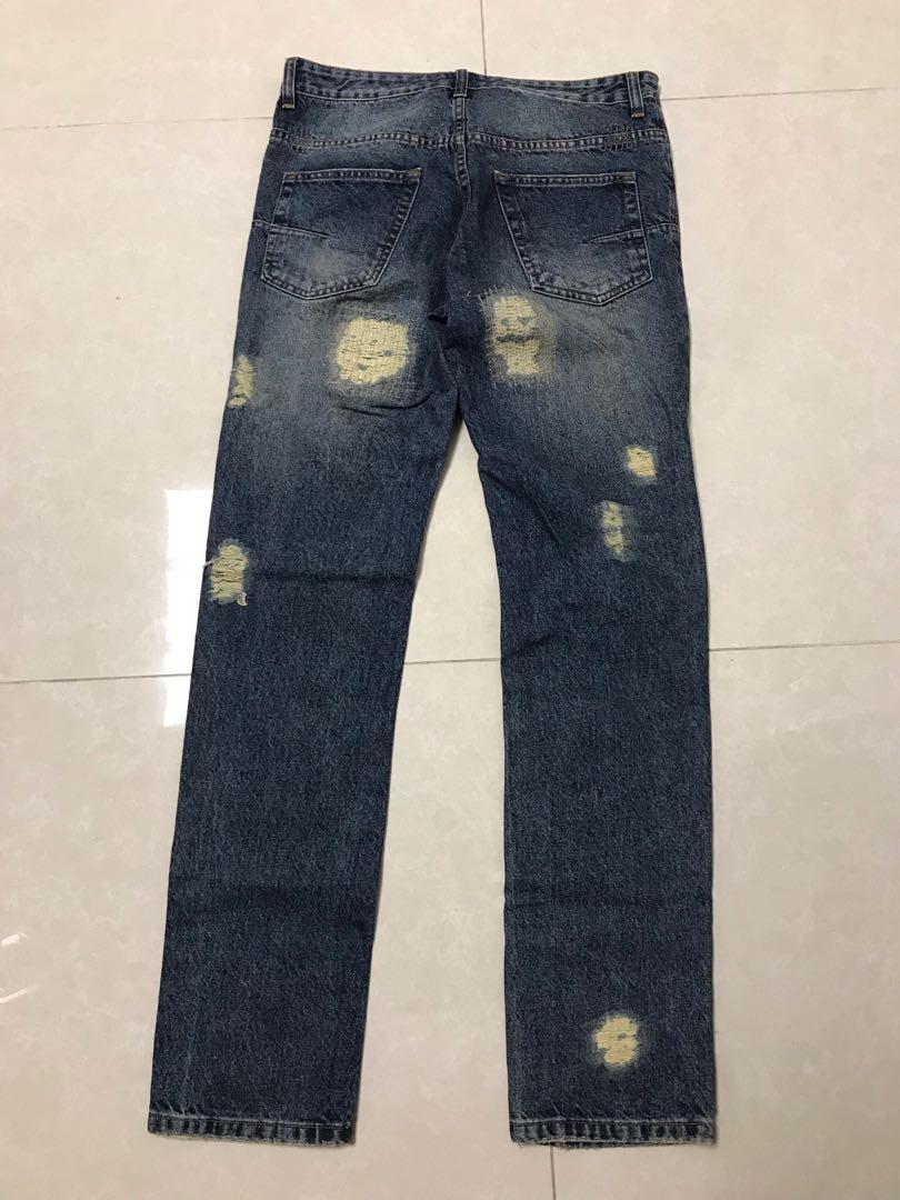 TH 牛仔裤