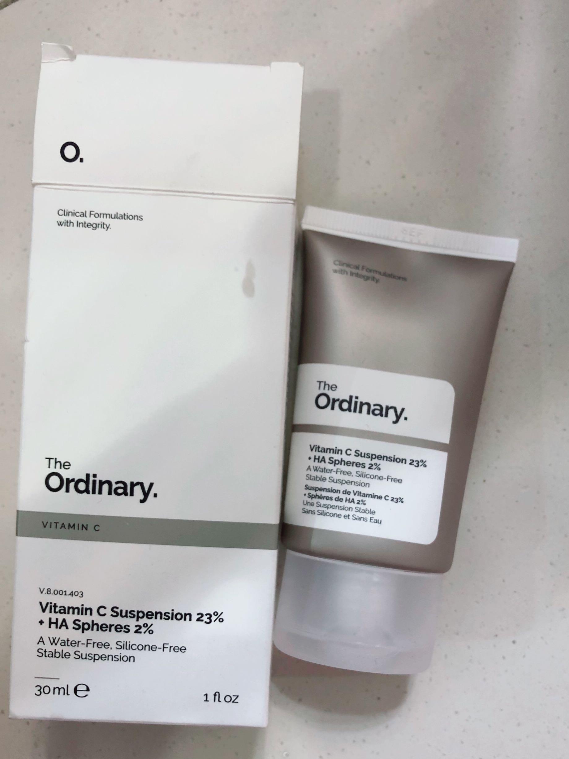 (Brand New) The Ordinary Vitamin C Suspension