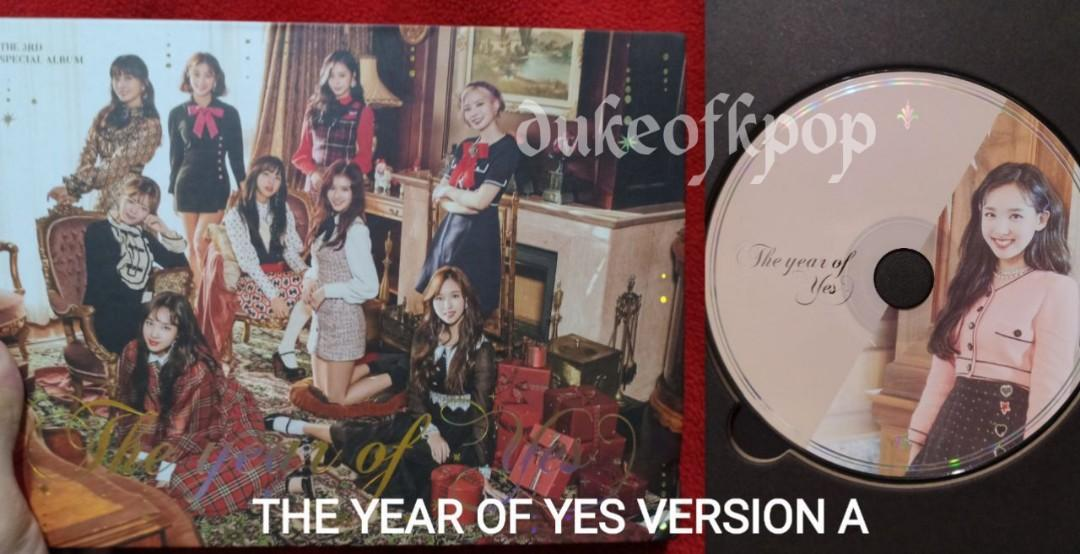 [WTS] The year of yes version A