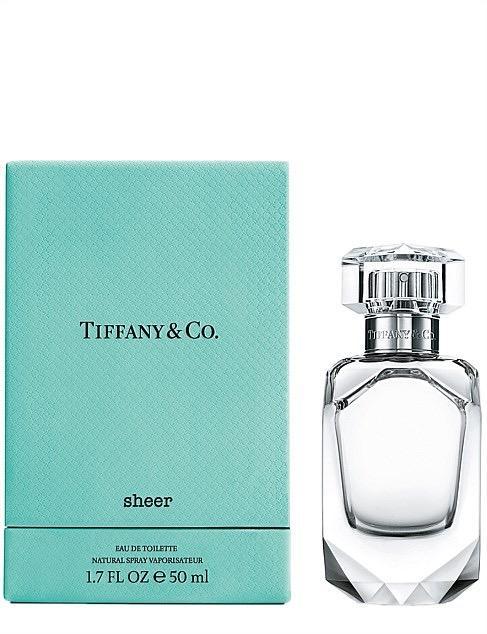 Tiffany & Co Sheer Eau De Toilette EDT 50ml RRP$150