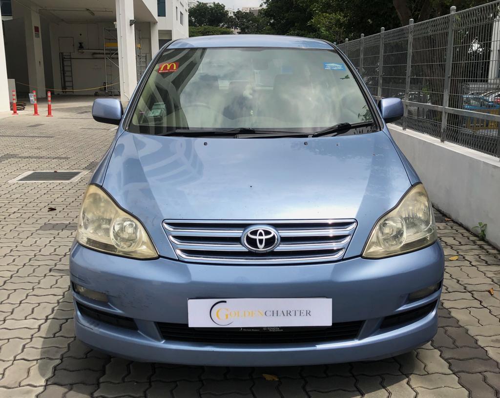 Toyota Picnic PHV Personal Use Gojek Grab  Cheapest rental