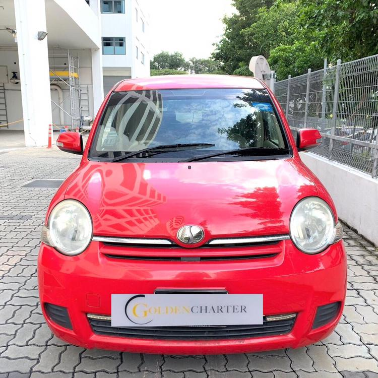 Toyota Sienta PHV Personal Use Grab Gojek Cheapest car rental