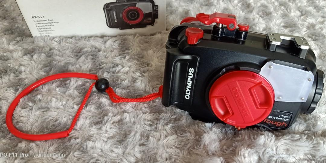 Underwater housing for Olympus Tough  TG1 & TG2