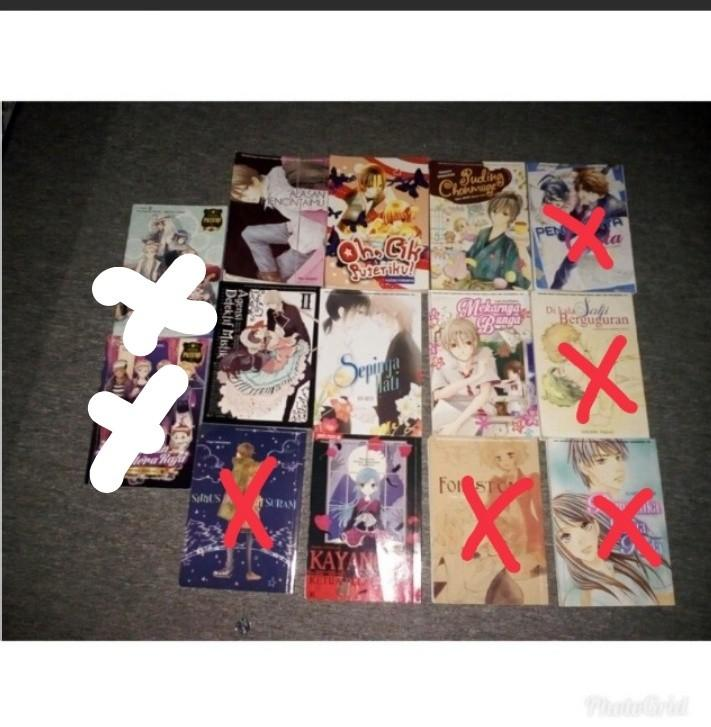 Used Manga/Comic