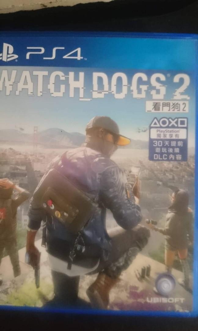 Watch Dog's 2