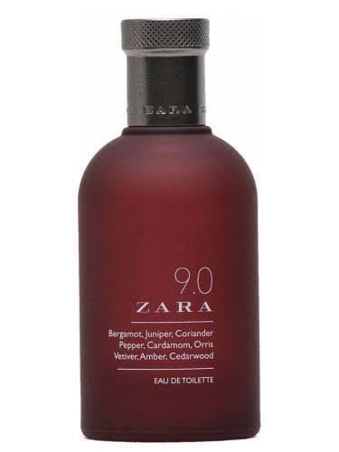 Zara Man Perfume 9.0