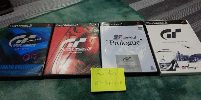 PS2 Gran Turismo Complete