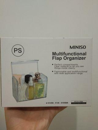 Acrylic Makeup Organizer miniso multifunctional