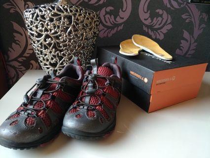 美國Merrell 兒童氣墊登山鞋(男女童款)