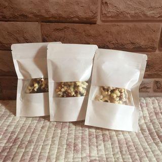 Pop corn goodies bag doorgift murah