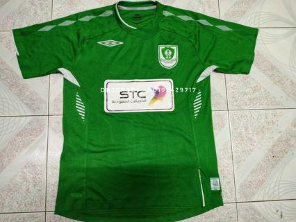 Al ahli Saudi FC home kit  jersey 2010