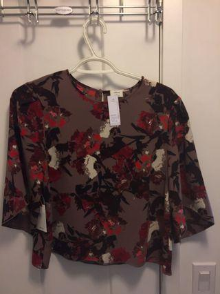 Patterned Wilfred Blouse