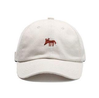 小狐狸刺繡修臉帽🦊🧢