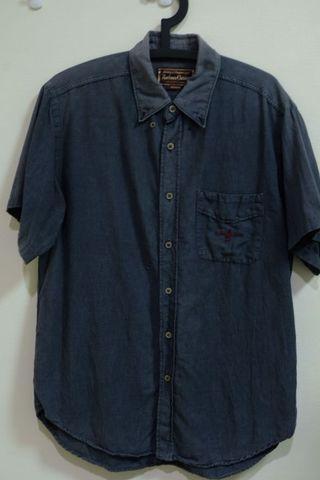 Madboro 深藍襯衫 古著 vintage