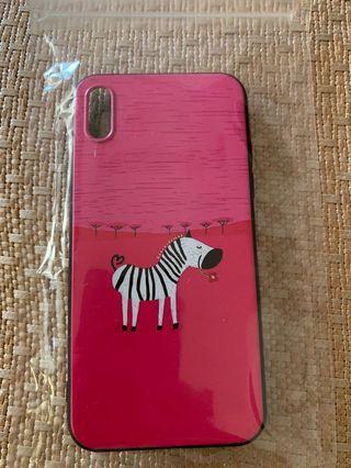 Iphone xs5.8吋手機殼