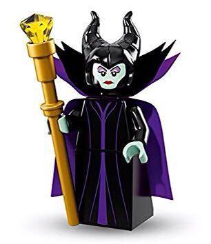 🆕 LEGO Disney Maleficent Minifigure
