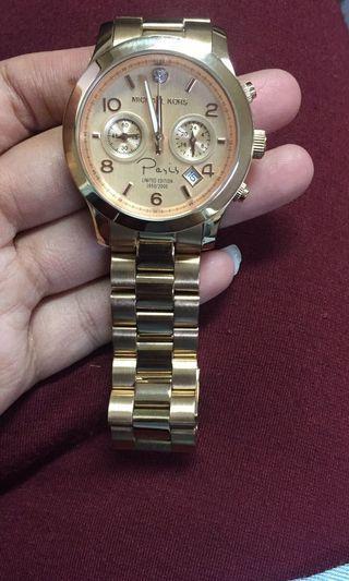 Michael kors jam tangan