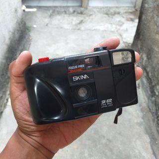 Kamera analog skina SK-102