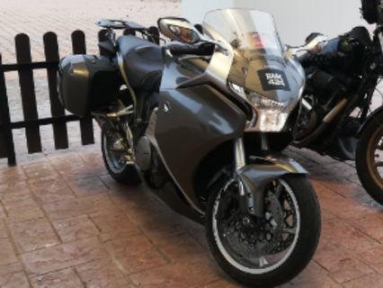 Honda vfr1200 open swap