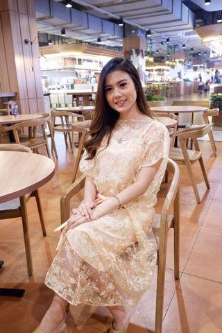 Karina Lace dress