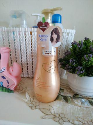 Hair jelly / hairspray lucidol (impor)