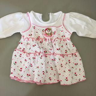 Baju bayi baby atasan