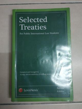 Selected treaties