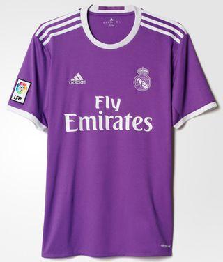 Real Madrid Away Jersi 2016/17
