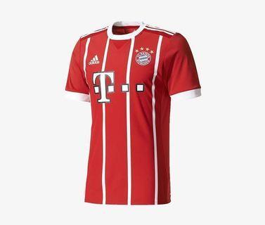 Bayern Munich Home Jersey 2017/18