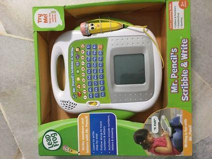 Leapfrog mr.pencils scribble & write