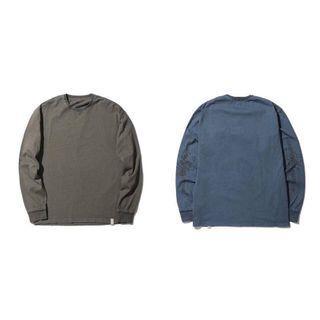 Madness long sleeve shirt 灰色M