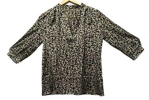 #RamadanSale Baju import murah - kemeja / baju / top abstrak