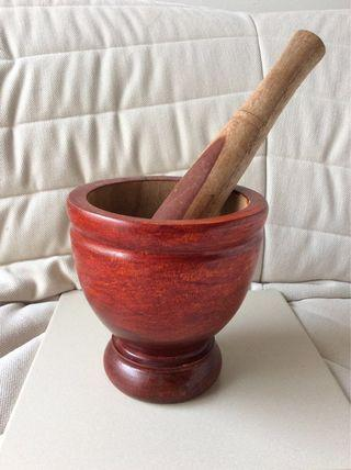 vintage decorative Pestle & Mortar