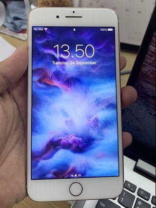 iPhone 8 Plus 64GB Rose Gold ex iBox