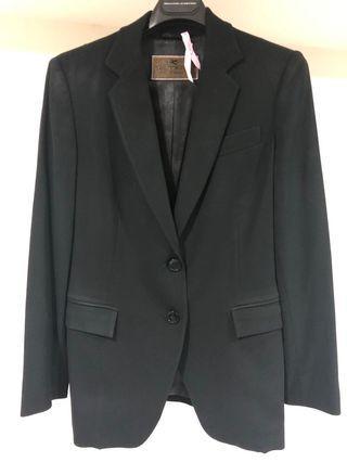 🇮🇹 義大利 ETRO 女用黑色西裝外套 / 歐洲40號