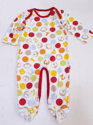 Jumper sleepsuit baby monkey libby