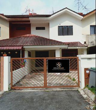 Taman Mount Austin, Jalan Mutiara Emas 3, Double Storey Terrace House, Johor Bahru