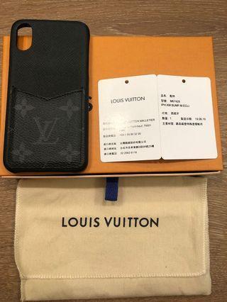 Louis Vuitton IPHONE BUMPER XS MAX 保護殼
