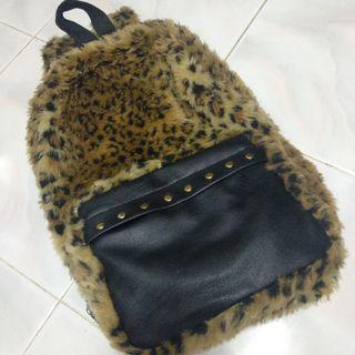 🌟FREE POSTAGE🌟 Leopard Fancy Backpack