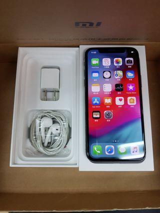 apple X 64GB 黑(台灣公司)