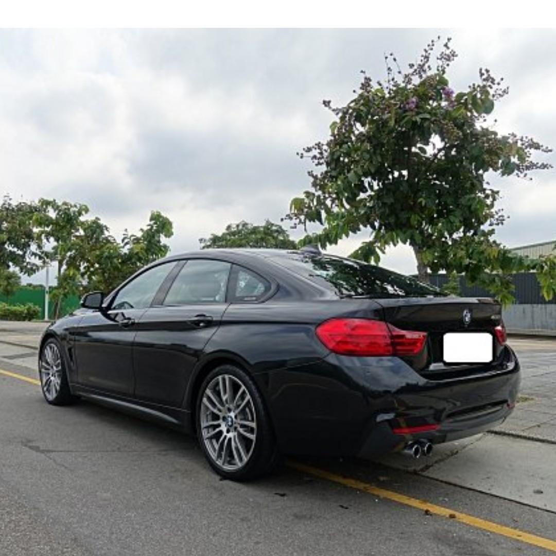 16年 BMW 428i Gran Coupe M sport 大滿配