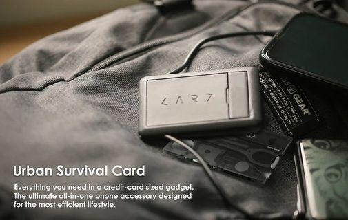 KableCARD|Multi-functional Cable Essentials For Your Phone